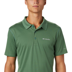 Columbia Zero Rules Polo Shirt Men thyme green